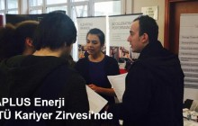APLUS Enerji İTÜ Kariyer Zirvesi'nde